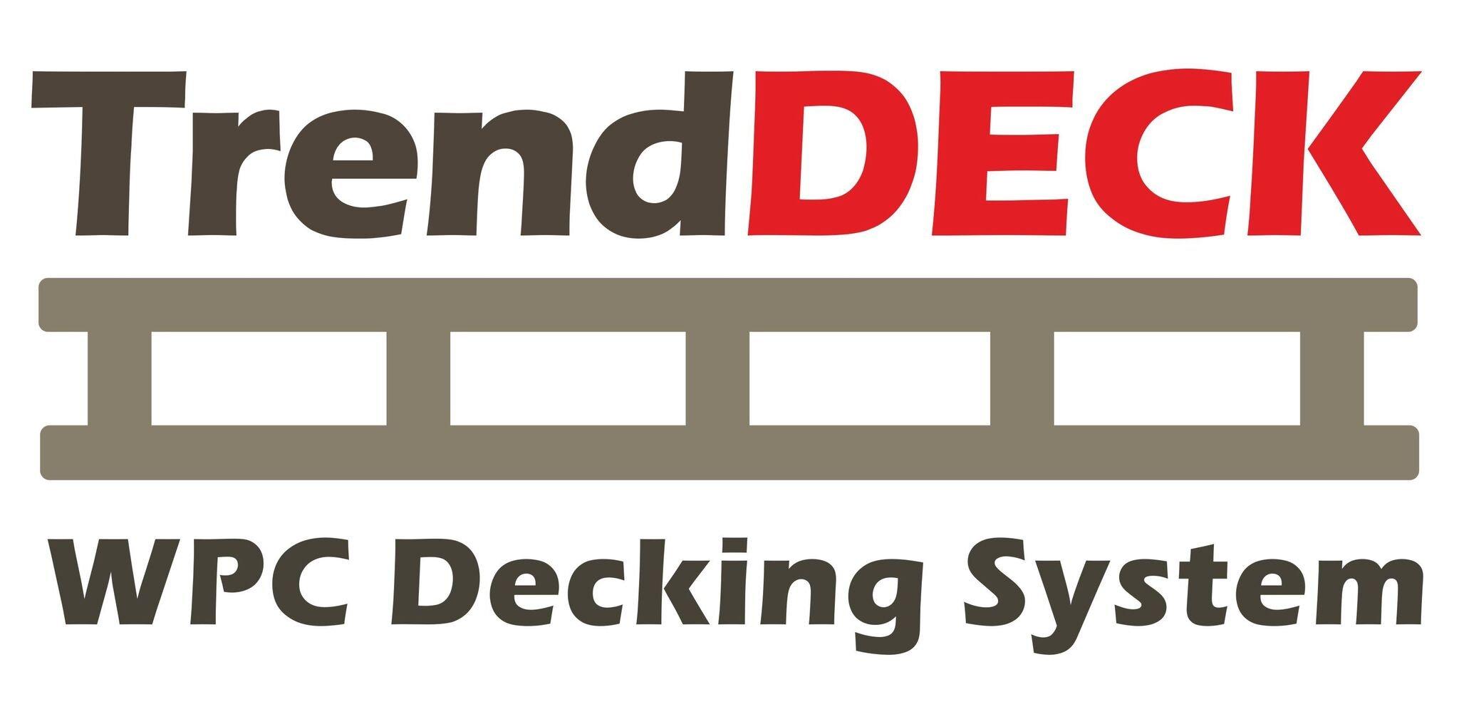 TrendDeck wpc teraszburkolat rendszer