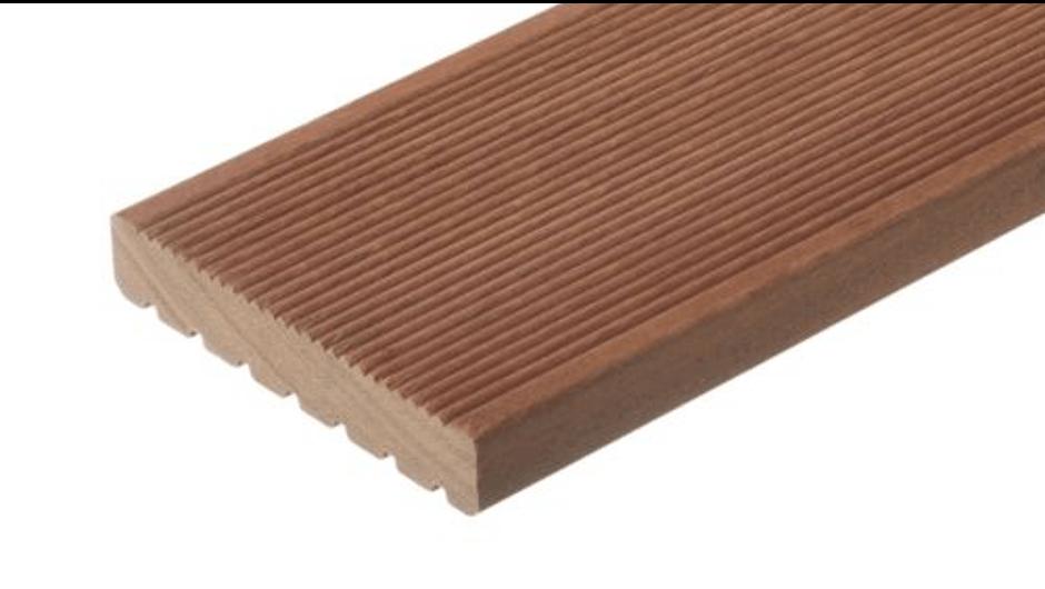 Mahagóni kültéri faburkolat