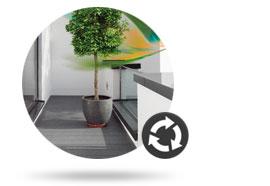 wpc burkolat - környezetbarát megoldás
