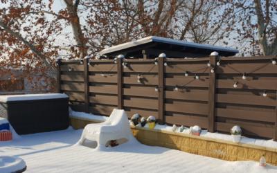 WPC kerítés, ha egy időtálló, karbantartás mentes kerítést szeretne…
