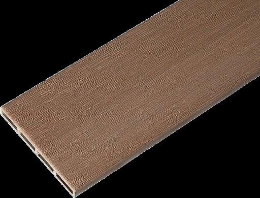 Gardin WPC kerítés elem - kefézett - világos barna